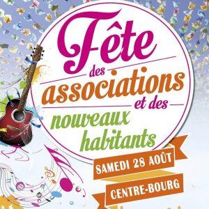 Fête des associations - Bonnac-la-Côte @ Gymnase de Bonnac-la-Côte