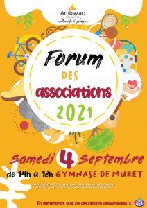 Forum des associations - Ambazac @ Gymnase d'Ambazac